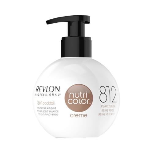 Nutri Color Revlon 270ml - 812 Beige Perlé