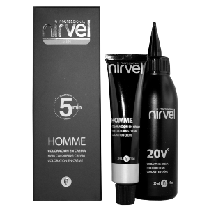 Coloration Nirvel Homme 5min - CT6 Chatain Foncé