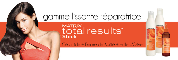 Matrix Total Results Sleek