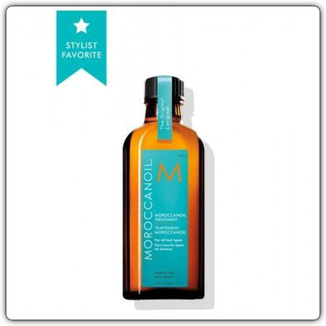 L'Huile Moroccanoil le secret des Stars d'Hollywood