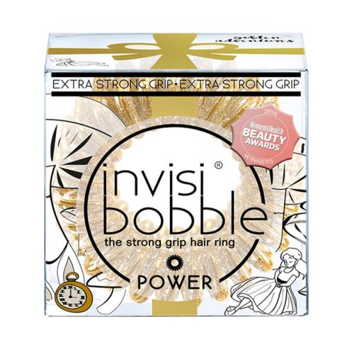 Élastiques Cheveux Invisibobble Power Golden Adventures