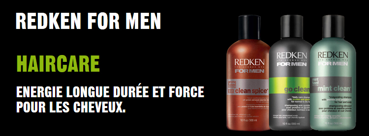 Haircare Redken For Men