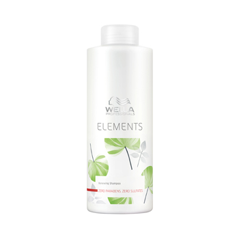 shampooing elements wella