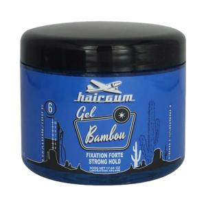 Gel Bambou Fixation Forte Hairgum 500 g