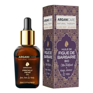 Huile Figue de Barbarie Bio Arganicare 30ml