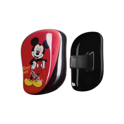 Brosse Tangle Teezer Compact Styler Mickey Mouse Red