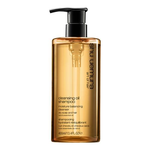 Shampooing Hydratant Rééquilibrant Cleansing Oil Shu Uemura 400ml