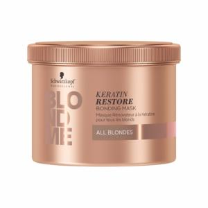 Masque BlondMe Keratin Restore All Blondes 500ml