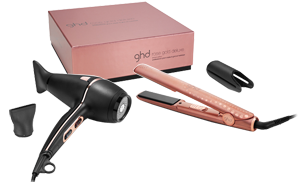 Coffret Deluxe ghd Gold Rose