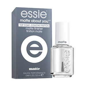 Soin essie - Matte About You