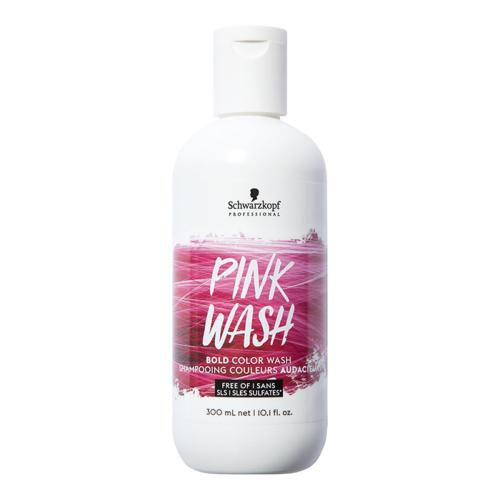 Shampooing Bold Color Wash Pink Wash Schwarzkopf 300ml