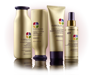 Perfect for Platinium Pureology