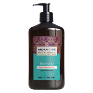 Shamp Argan 400ml - Arganicare