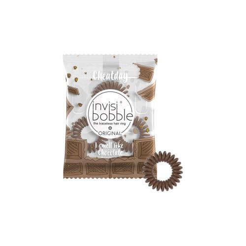 Élastiques Cheveux Invisibobble Original Cheatday Crazy Chocolate