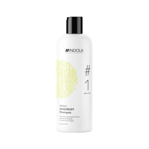 Shampooing Antipelliculaire Dandruff Indola 300ml