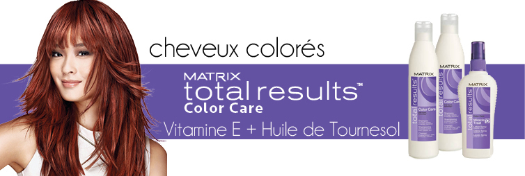 Matrix Total Results Color Care