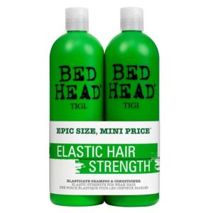 Duo Tigi Elasticate : Shamp 750ml + Soin 750ml