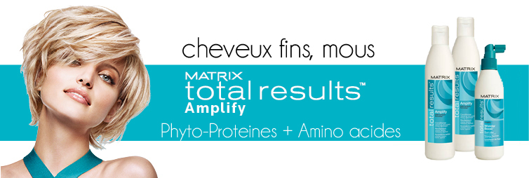 Matrix Total Results Amplify