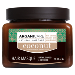Masque Argan et Coconut 500ml - Arganicare