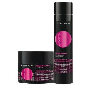 Pack Duo Keratin Color Eugène Perma