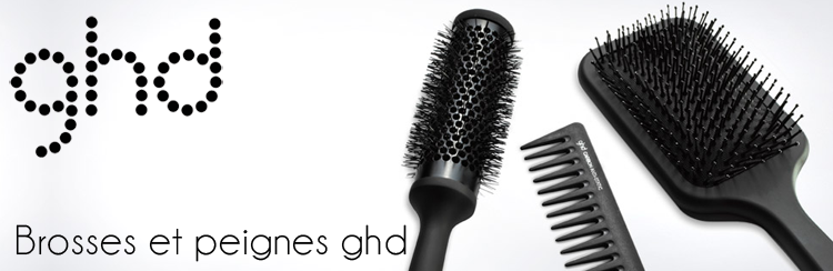 Brosses ghd - Peignes ghd