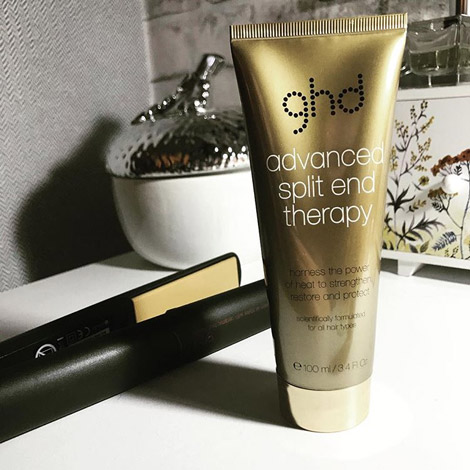 ghd Split End Therapy : Le soin thermo-activé par ghd !