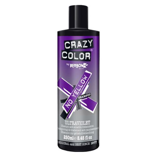 Shampooing Violet Crazy Color No Yellow