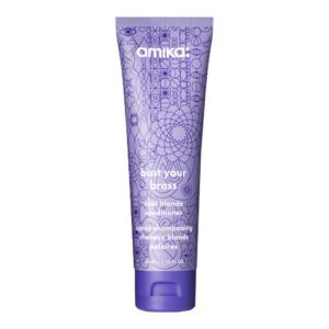 Conditioner Bust Your Brass Cool Blond Amika 60ml