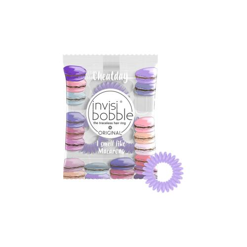 Élastiques Cheveux Invisibobble Original Cheatday Macaron Mayhem