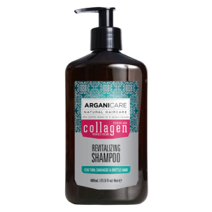Shamp Argan et Collagen 400ml - Arganicare