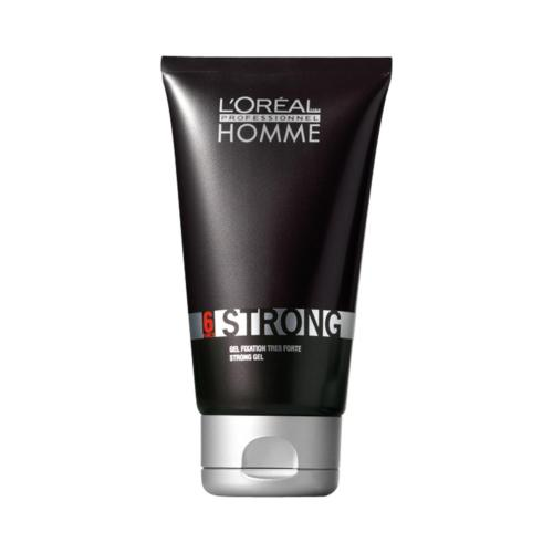 Gel Strong L'Oreal Homme