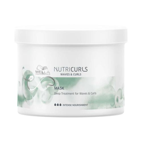 Masque Nutri Curls Wella 500ml
