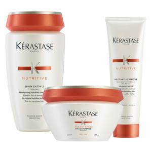Pack Kerastase Satin 2