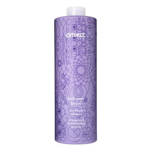 Shampooing Bust Your Brass Cool Blond amika 1000ml