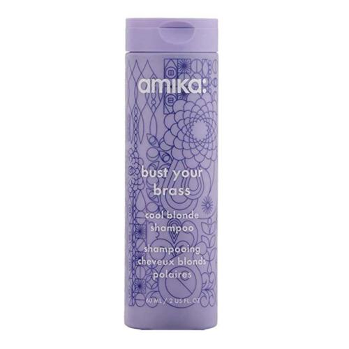 Shampooing Bust Your Brass Cool Blond Amika 60ml