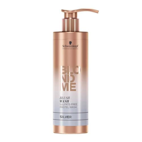 Shampooing Pastellisant Blush Wash BlondMe Silver 250ml