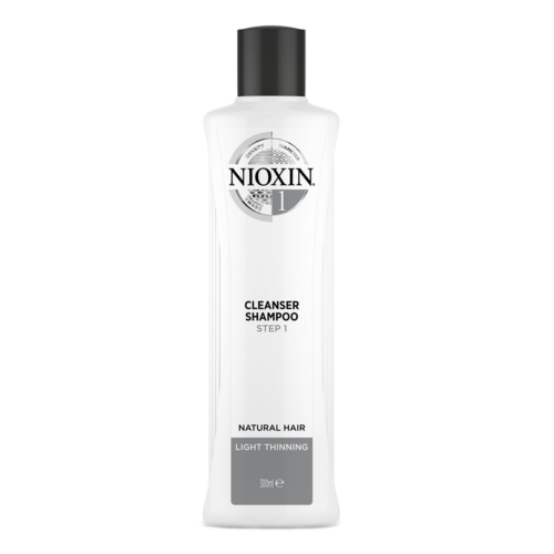 Shampooing Naturel N°1 Nioxin 300ml