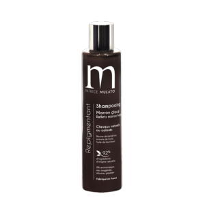 Shamp Repigmentant Marron Glace 200ml - Mulato