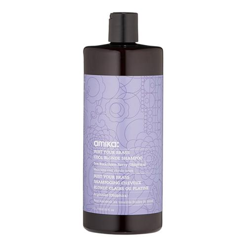 Shampooing Bust Your Brass amika 1000ml
