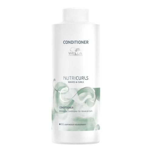 Conditionneur Nutri Curls Wella 1000ml
