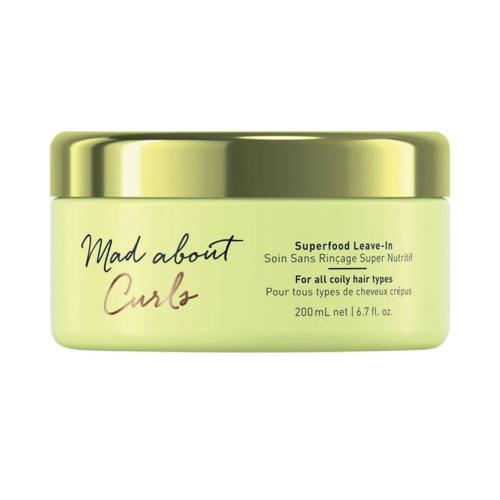 Soin Sans Rinçage Mad About Curls Schwarzkopf 200ml