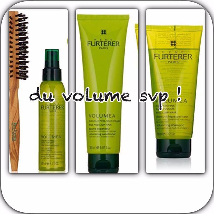 Volume cheveux René Furterer Volumea