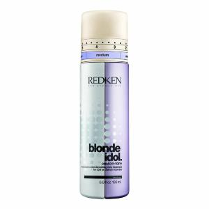 Custom-Tone Violet Blonde Idol Redken