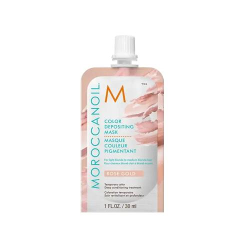 Masque Couleur Pigmentant Rose Gold Moroccanoil 30ml