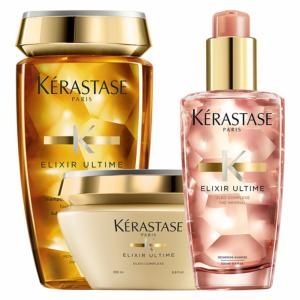 Pack Elixir Ultime Cheveux Colorés Kerastase