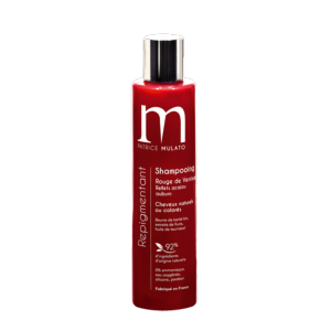 Shamp Repigmentant Rouge 200ml - Mulato