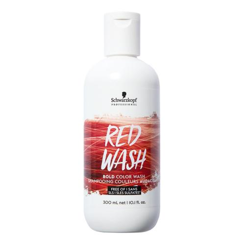 Shampooing Bold Color Wash Red Wash Schwarzkopf 300ml