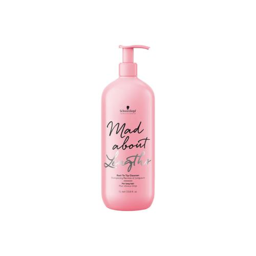 Shampooing Mad About Lengths Schwarzkopf 1000ml