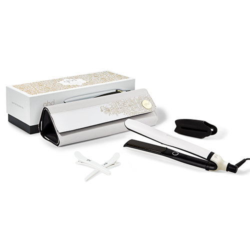 ghd platinum blanc arctic gold edition limit e ghd. Black Bedroom Furniture Sets. Home Design Ideas