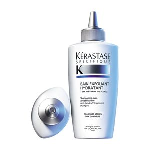 bain exfoliant hydratant pellicules s ches kerastase 200ml. Black Bedroom Furniture Sets. Home Design Ideas